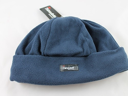 2283894bd3725 Wedding Hats 4U - Thinsulate Fleece Beanie Hat in Navy - A220