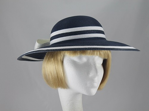 f79e0434e5274 Price  £24.99 plus delivery. Product has been sold. 1   4. Navy and White Formal  hat