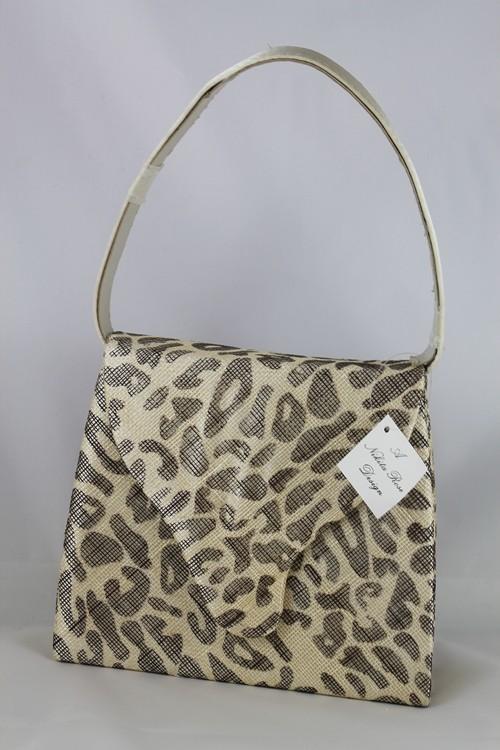 Nikita Rose Design Animal Print Bag