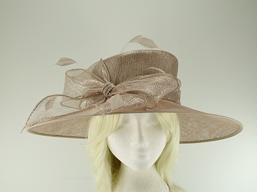 Failsworth Millinery Wide Brimmed Events Hat