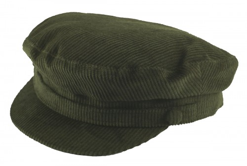Failsworth Millinery Mariner Cord Cap