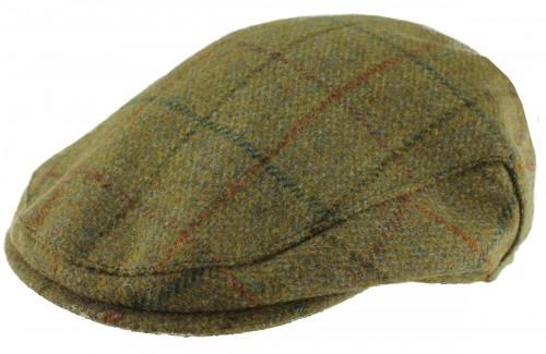 Boardmans Wool Flat Cap with Teflon Coating
