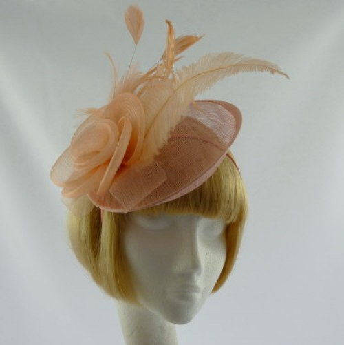 Annabelle Disc Fascinator