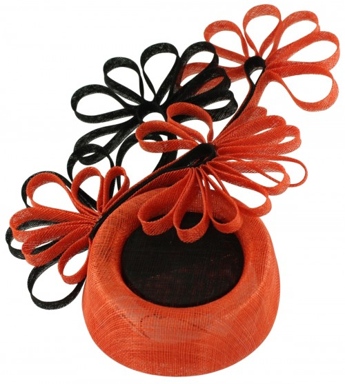 Failsworth Millinery Ascot Pillbox Headpiece