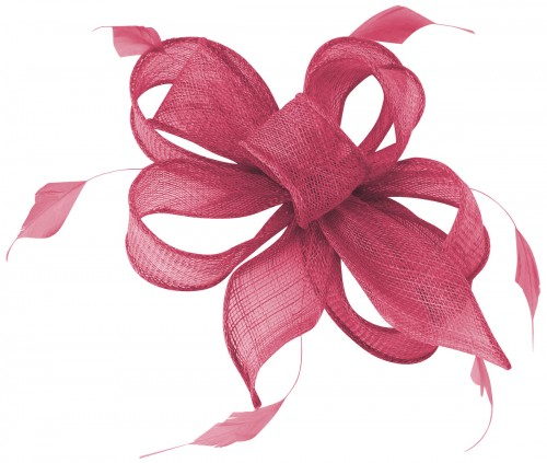 54342fa12ec73 Hawkins Collection Sinamay Fascinator