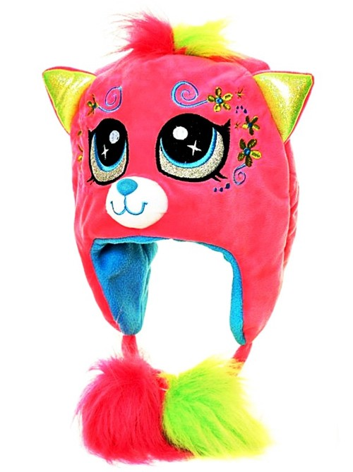 Jiglz Cat Novelty Kids Hat