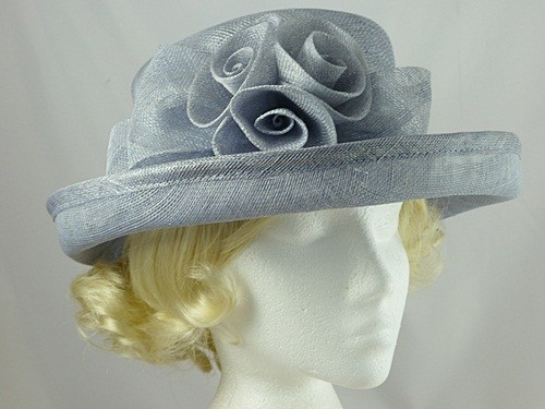 a536a97cca Price  £20.00 plus delivery. Product has been sold. 1   4. Powder Blue  Wedding Hat