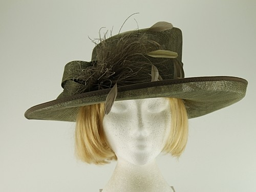 Presen of Barcelona Taupe Events Hat
