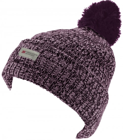 SSP Hats Kids Thinsulate Beanie Bobble Hat