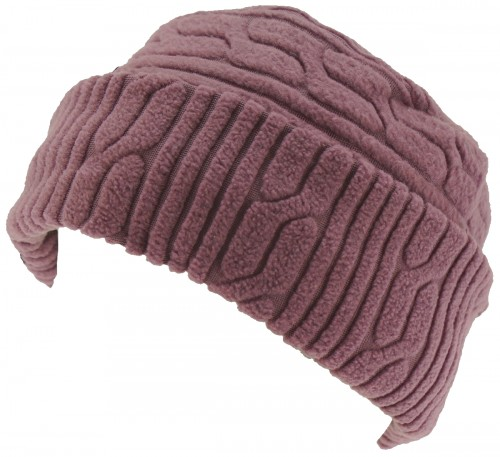 SSP Hats Thermal Patterned Fleece Beanie Hat