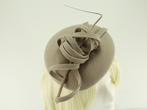 Failsworth Millinery Wool Pillbox
