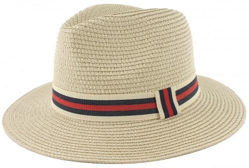 Hawkins Straw Fedora Hat