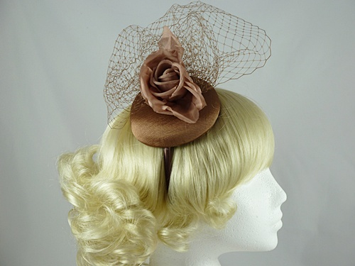 Rose Headpiece