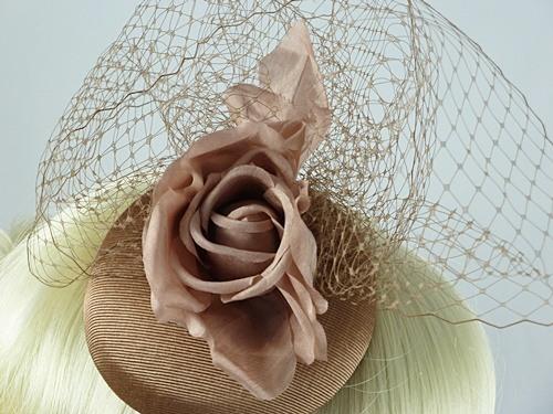 Rose Headpiece