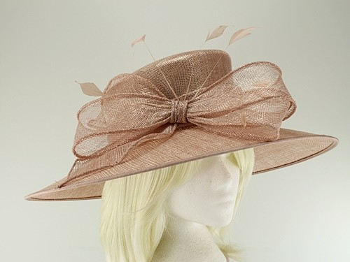 eec3f0032dbcc Wedding Hats 4U - Failsworth Millinery Wide Brimmed Events Hat in ...