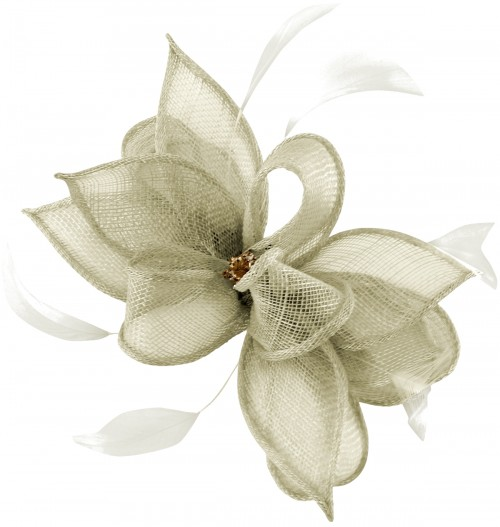 Failsworth Millinery Sinamay Clip Fascinator
