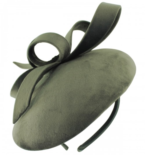 Failsworth Millinery Velvet Pillbox