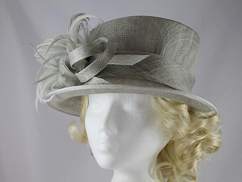 de5eb8ec Wedding Hats 4U - Failsworth Millinery Wedding Hat in Silver