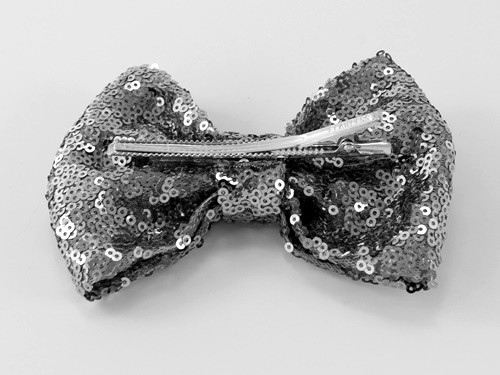 Molly and Rose Sequin Hair Bow