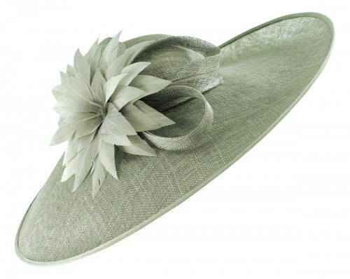 Failsworth Millinery Ascot Saucer Headpiece