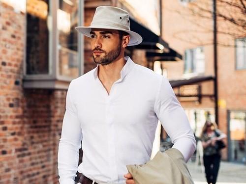 Failsworth Millinery Traveller Cotton Hat