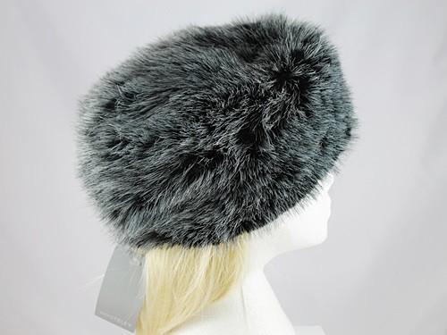 852a8064e87100 Whiteley Ski Faux Fur Hat in Storm - Fascinators 4 Weddings