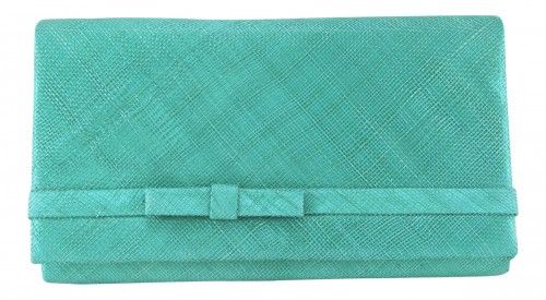 Max and Ellie Large Occasion Bag in Turquoise