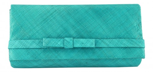 Max and Ellie Occasion Bag in Turquoise