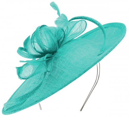 Max and Ellie Occasion Disc in Turquoise