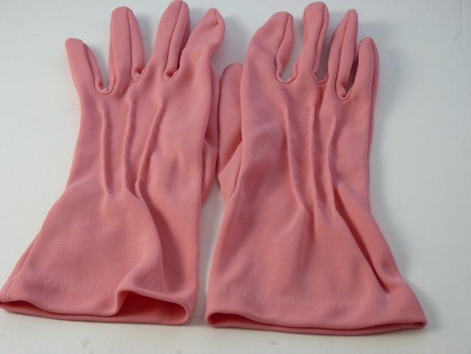 Wedding gloves Mid Pink