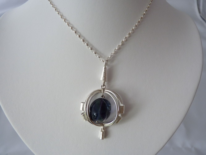 Kay Leeves Studio Designs Jewellery Stirling Silver