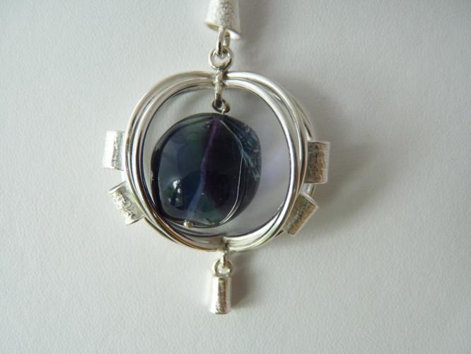 Kay Leeves Studio Designs Jewellery Stirling Silver