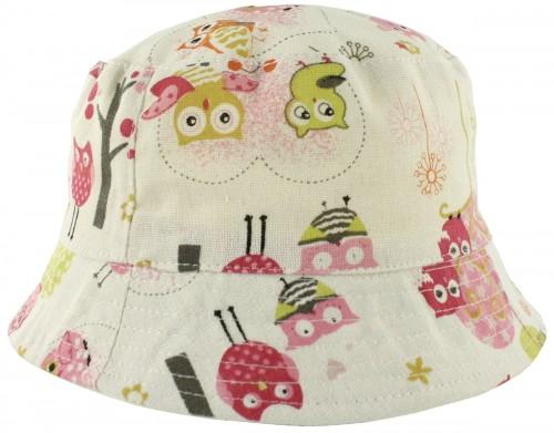 SSP Hats Woodland Linen Sun Hat