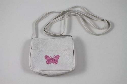 Girls Butterfly Bag