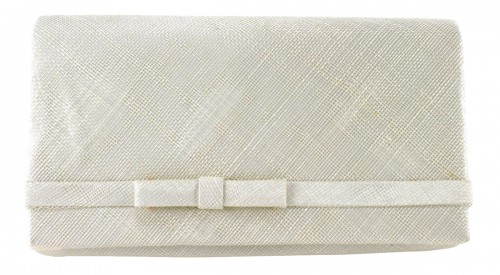 Max and Ellie Large Occasion Bag in White