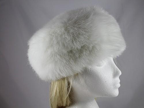 5170de7279c15b Wedding Hats 4U - Whiteley Ski Faux Fur Hat in White