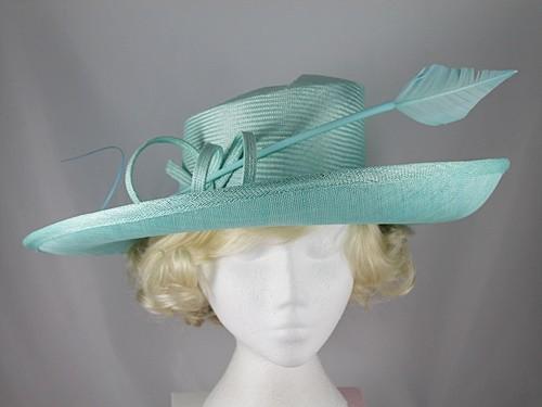 Whiteley Aqua Events Hat