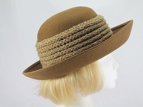 Whiteley Brown Winter Hat
