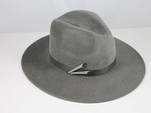 Whiteley Grey Fashion Hat