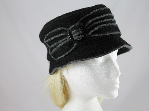 Winter Hat in Italian Wool
