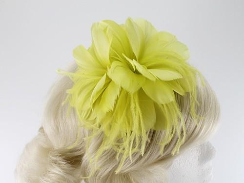 Failsworth Millinery Feather Fascinator