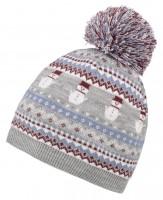 Boardman Snow Bobble Hat