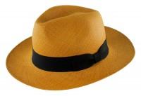Failsworth Millinery Havana Panama Hat