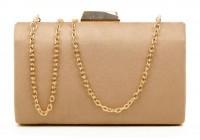 Papaya Fashion Clutch Box Bag