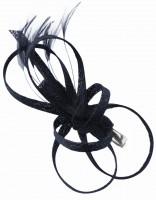 Elegance Collection Loops Clip Fascinator