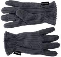 SSP Hats Thermal Patterned Fleece Gloves