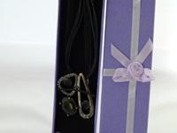 Wedding necklace Black