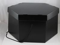 Small Black Hat Box