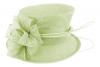 Failsworth Millinery Wedding Hat in Aloe