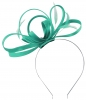 Failsworth Millinery Satin Loops Aliceband Fascinator in Amalfi